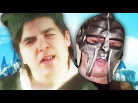Dovahkiin vs Link - Epic Rap Battle Parodies Season 2