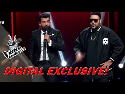 Neha Challenges Coach Shaan For The Ice Slab Challenge   Moment   The Voice India Kids - Season 2