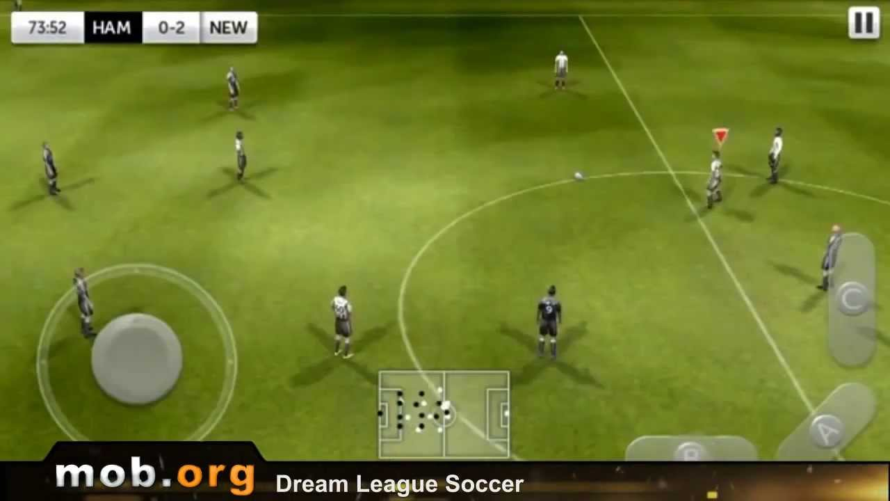dream league soccer for