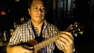Bach Air On G String Ukulele remastered