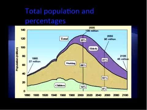 Shrinking Population: Japan's Demographic Challenges