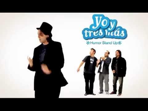"""Yo y tres más - Humor Stand Up / Jorge """"Piñe"""" Piñeyrúa"""
