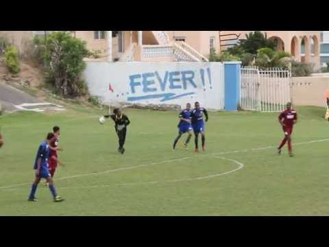 Hamilton Parish vs Young Men Social Club Football Boxing Day Bermuda December 26 2011