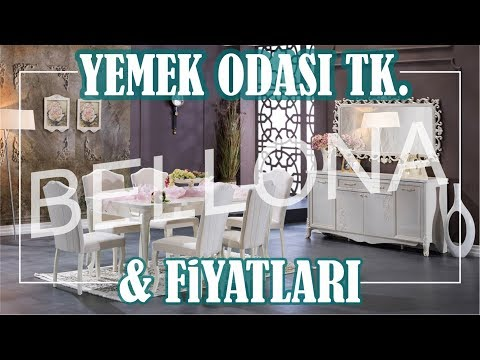Bellona Furniture Dining Room Sets & Prices