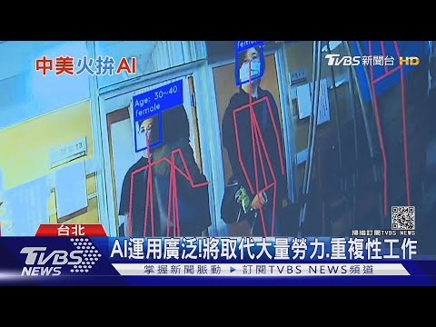 "AI人工智慧運用廣!零售店.電商.展覽未來都靠""它""轉型"
