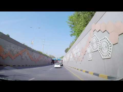 Canal Road (Thokkar to Mall), Lahore, Punjab, Pakistan.