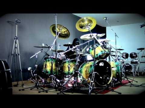 #10 Pantera - A New Level - Drum Cover