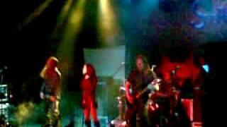 Sirenia - Sister Nightfall - Live in Kraków - Klub Studio