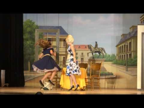 Bye Bye Birdie - musical play by John Burroughs Middle School
