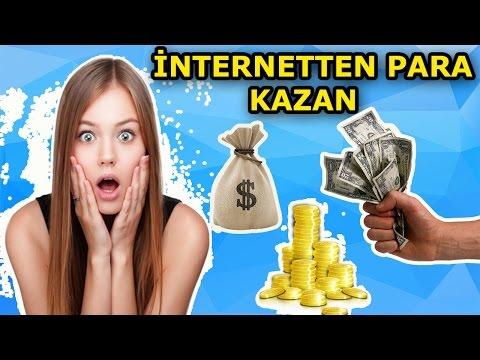 YOUTUBE PARA KAZANMA- İnternetten Para Kazanmanın 10 Yolu !