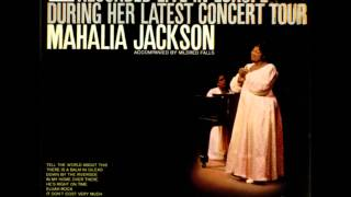 Mahalia Jackson - How I Got Over - Europe Concert Tour 1963