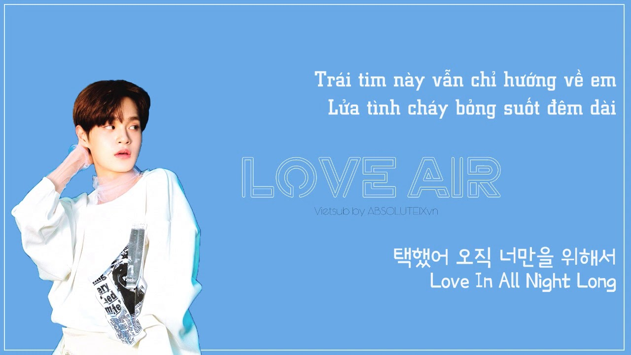 [VIETSUB] AB6IX (에이비식스) - LOVE AIR