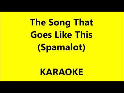 The Song That Goes Like This   KARAOKE