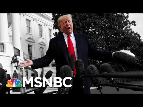 Maya Wiley: Democrats Have Enough Evidence To Impeach Trump | The 11th Hour | MSNBC