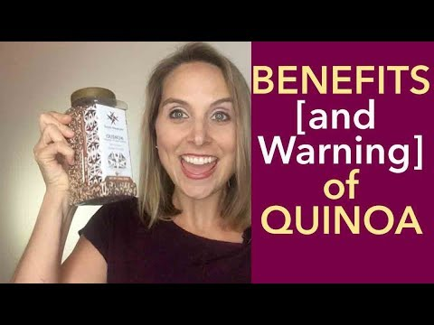 Is quinoa safe to eat