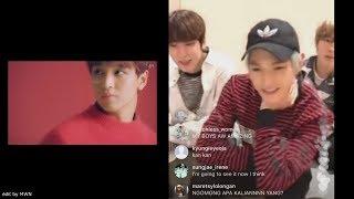 "NCT 127 Reaction NCT Dream ""JOY"" :) thumbnail"