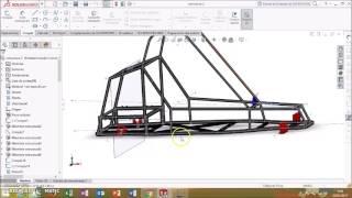 Realización de un Buggy en Solidworks