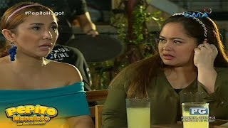 Gambar cover Pepito Manaloto: Helping hand for Mara