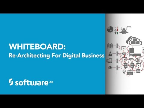 WHITEBOARD: Re-Architecting for Digital Business