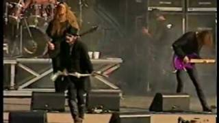 King Diamond - Meet Me At Midnight Live Monsters of Rock Brazil 1996