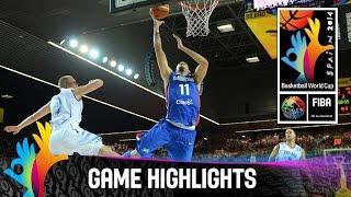 Finland  v Dominican Republic - Game Highlights - Group C - 2014 FIBA Basketball World Cup