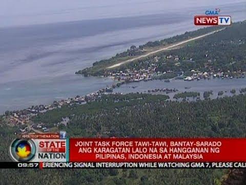 SONA: 3 dayuhang supporters umano ng ISIS na papunta sanang Marawi, inaresto sa Malaysia