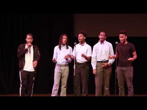 "2017 Brooklyn Borough Arts Festival | Eagle Academy for Young Men II - ""Vocal Mashup"""
