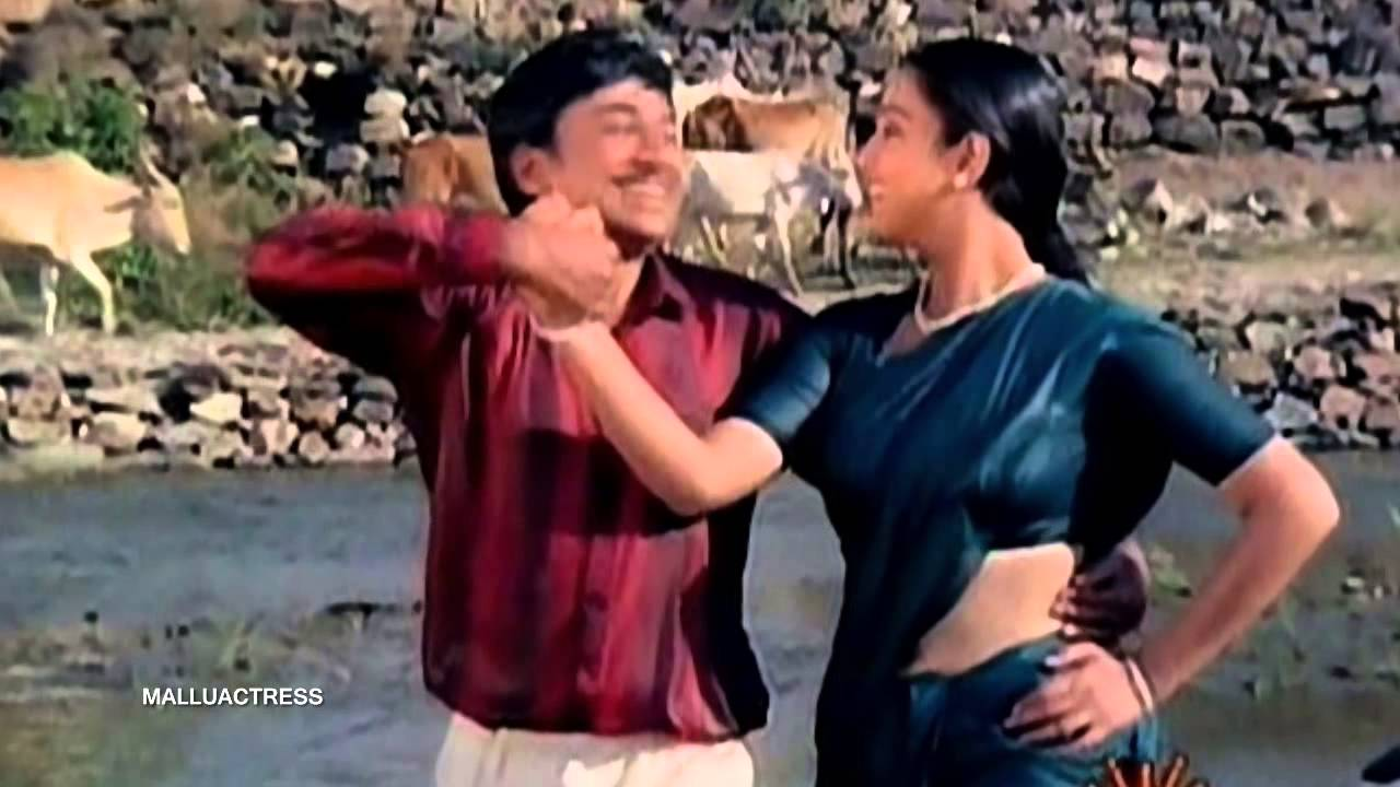 Geetha Old Mallu Hot Navel - Youtube-9413