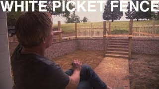 White Picket Fence | The Garden Home Challenge With P. Allen Smith