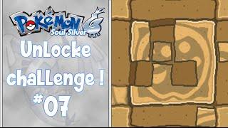 #07 Pokémon Soulsilver Unlocke Challenge !