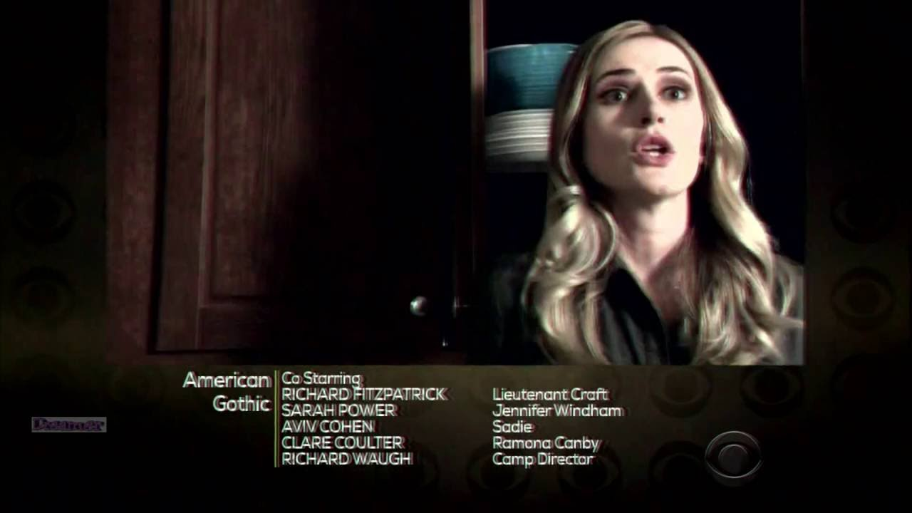 """Download American Gothic 1X09 'The Oxbow"""" Preview"""