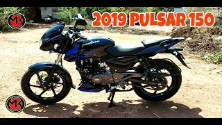 BAJAJ PULSAR 150 CC REVIEW | 2019 MODEL PULSAR 150 | FAST REVIEW BAJAJ PULSAR 150 |