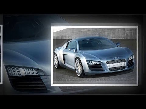 2003 Audi Le Mans quattro Concept promo video