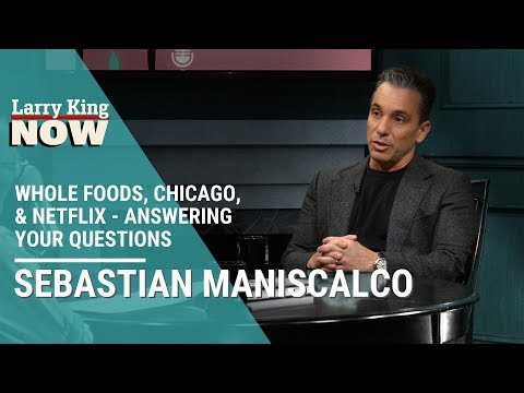 Whole Foods, Chicago, & Netflix: Sebastian Maniscalco Answers Your Questions