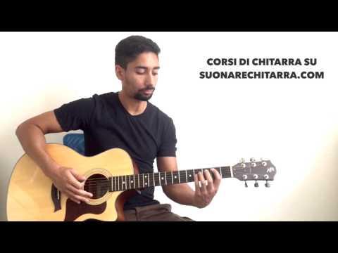 Canzoni Facili per Chitarra: Song for Someone - U2 (Tutorial)