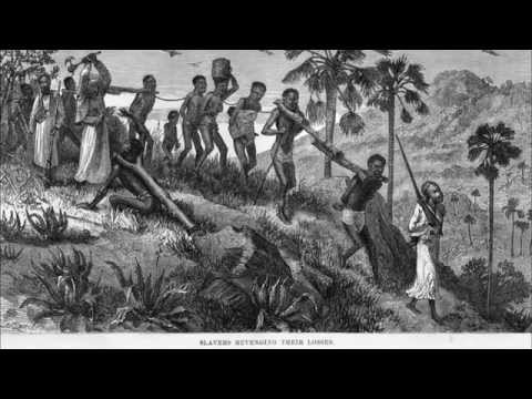 The FIRST And Largest Black African Slave Revolt/Uprising Ever Documented Took Place In Iraq