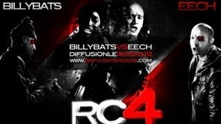 Rap Contenders - Edition 4 - Eech vs Billy Bats