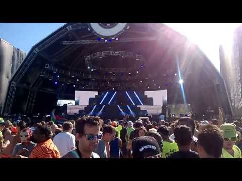 F.eU [DJ Fresh SA & Euphonik] @ Ultra South Africa 2014 - Cape Town EDM