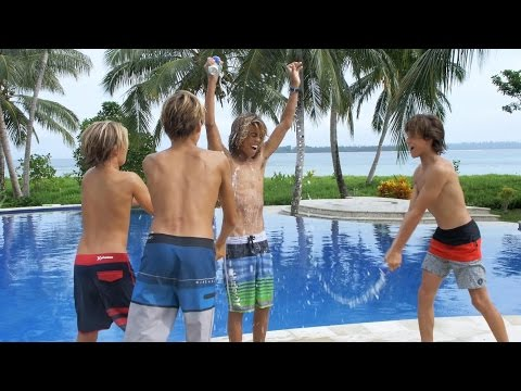 Grom Games Mentawais 2015 | Surfing