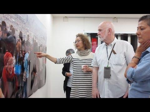 'Street Drama' Exhibition Video Tour: Mitaka, Tokyo, Japan, May 15 - 23, 2013