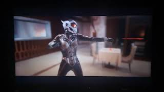 Ant-Man and the Wasp- End Credits