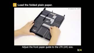 PIXMA MG7720: Back of the printed paper displays ink smears or spots.
