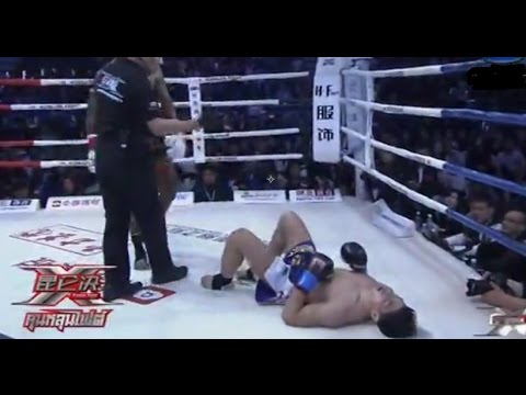 Buakaw, January 9th,2016 (Hilight)Last fight