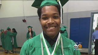 Vigil Held For Teen Who Died In Arson