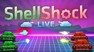 Shellshock Live - Crazy Weapons in 2v2 Multiplayer - Shellshock Live Gameplay Highlighs