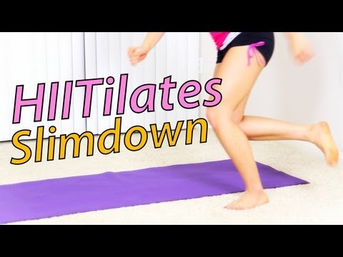 HIITilates New Year Slimdown Workout