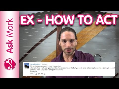 how to handle your ex dating someone new