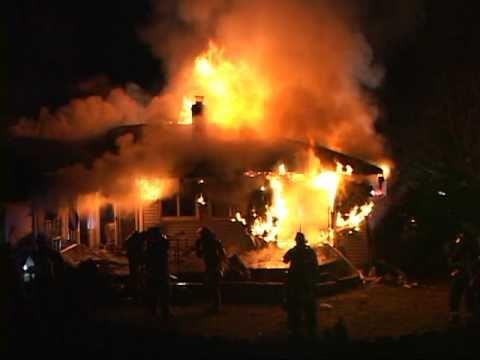 Washington Township,nj Fire Department  *2nd Alarm*  3/13/11