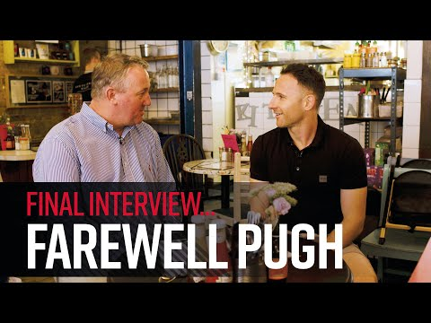 THE FINAL INTERVIEW 😥 | Marc Pugh on nine amazing years