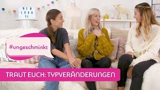 Lust auf eine Veränderung? Lourene über rosa Haare und Co. | #ungeschminkt mit Sara Isabel und Paula